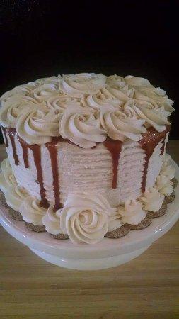 Cache, Оклахома: Gourmet Carrot Cake