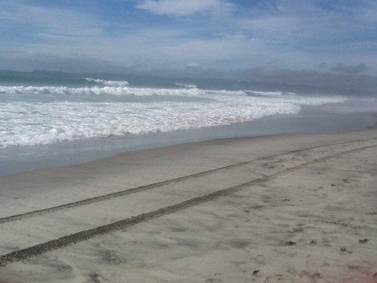วานกาไร, นิวซีแลนด์: Ruakaka Beach