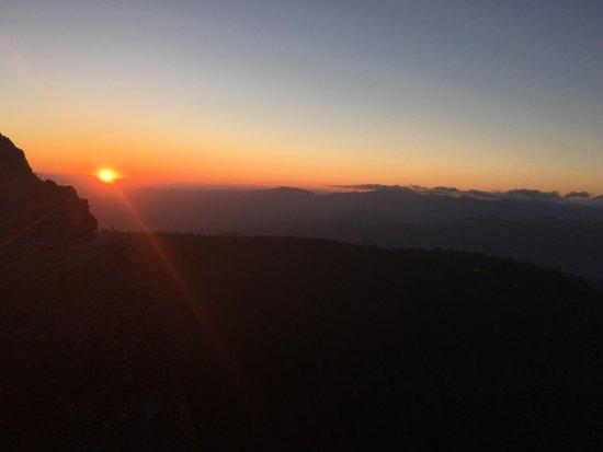 Corbett, Oregón: Larch Mountain