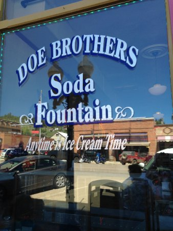 ‪‪Doe Brothers‬: Sign in the window...‬