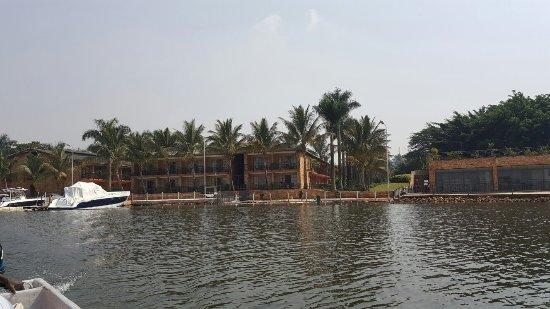 Munyonyo Commonwealth Resort: 20160702_105248_large.jpg