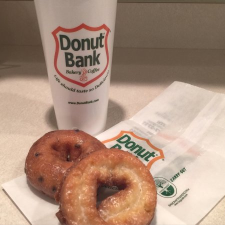 Donut Bank Bakery and Coffee