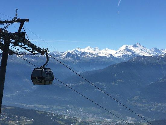 Anzère, Suiza: Pas de Maimbré