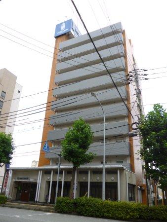 Hotel Amuze Shinyamaguchi: ホテル 全景