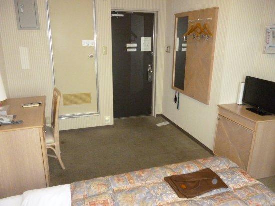 Hotel Amuze Shinyamaguchi: シングルAルーム