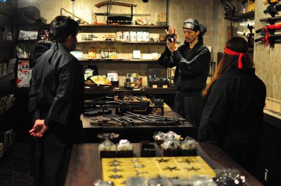 Ninja Dojo and Store