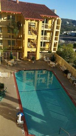 La Quinta Inn San Diego - Miramar: Pool area