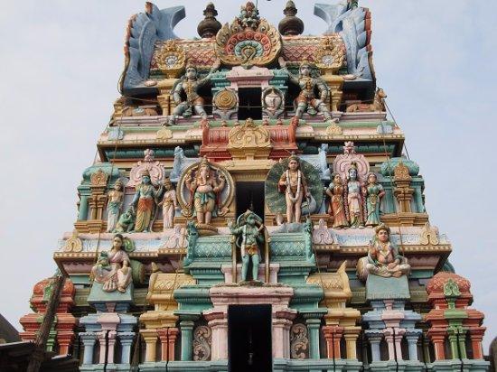 Sree Moolai Anjaneya Temple