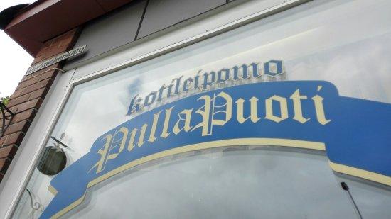 Joensuu, Finland: Pullapuoti
