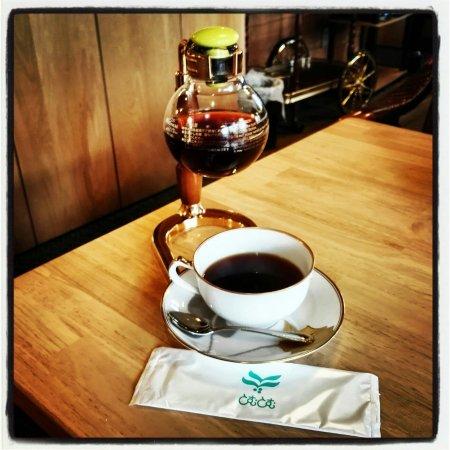 Coffee House Tomutomu, Ryugasaki