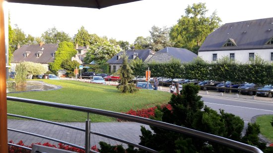 Anhée, Belgien: 20160715_201034_large.jpg