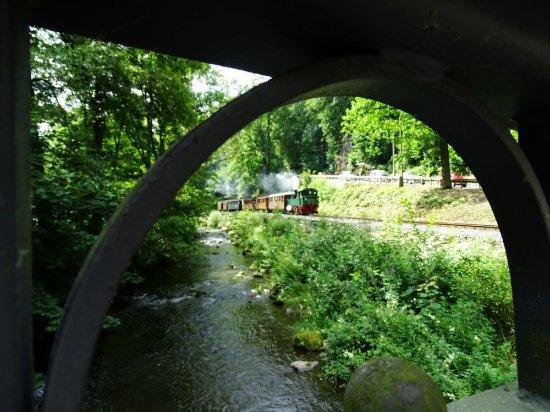 Freital, Germania: Weißeritztalbahn