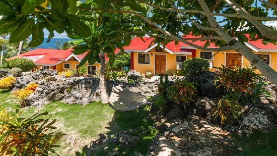 Sunset Dive Resort: Bungalows