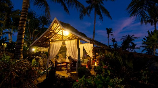 Sunset Dive Resort: Chill-Out-Ecke