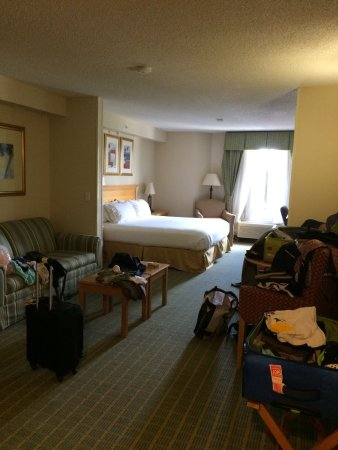 Holiday Inn Express Hotel & Suites Universal Studios Orlando: room
