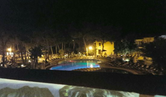 Protur Floriana Resort: Blick auf die Poollandschaft