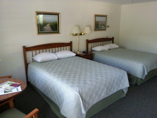 Cromwell Harbor Motel: Familienzimmer