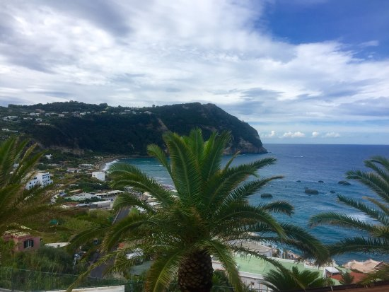 "Hotel Terme Royal Palm: Panorama dalle stanze ""vista mare"""