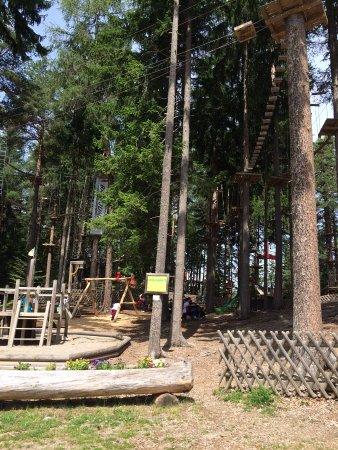 Kristemoar Hof: Climbing park