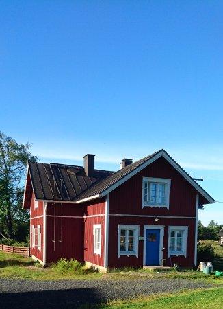 Ilomantsi, Finlandia: Majatalo / isäntäperheen koti