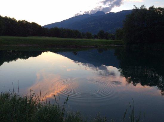 Kristemoar Hof: Golf club