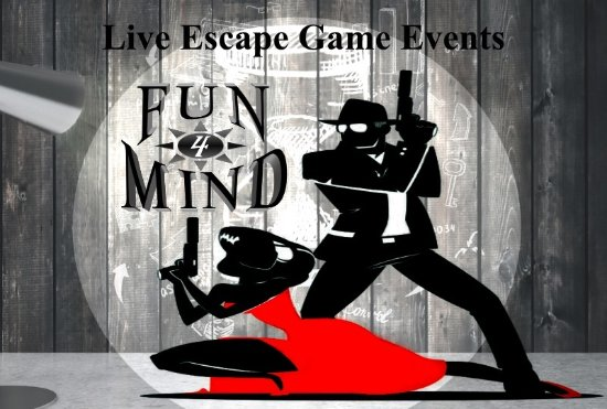 fun4mind Live Escape Game Events