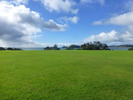Paihia, New Zealand: View from top
