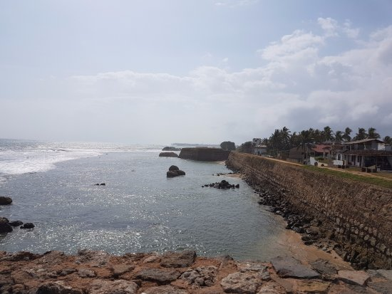 Galle Fort Lighthouse: Beautiful View From the Top