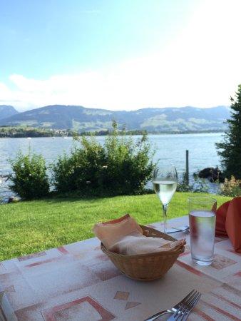 Bollingen, Schweiz: Paradiesisch schön