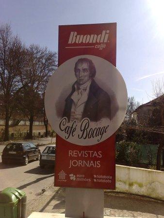 Felgueiras, Португалия: Cafe Bocage