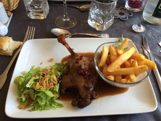 Change, Frankrike: canard