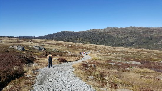 Kosciuszko National Park, Australien: Blue lake walk