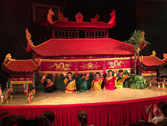 Golden Dragon Water Puppet Theater 이미지