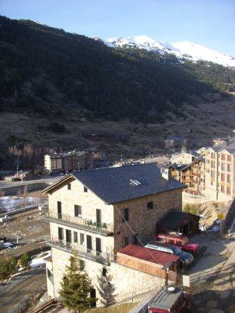 Hotel Roc de Sant Miquel: Hotel Roc San Michel and Soldeu-valley