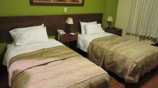 โรงแรมลอสแทมบอส: camera al 3 piano