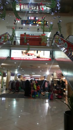 Inside Btc Mall Picture Of Btc Fashion Mall Bandung Tripadvisor