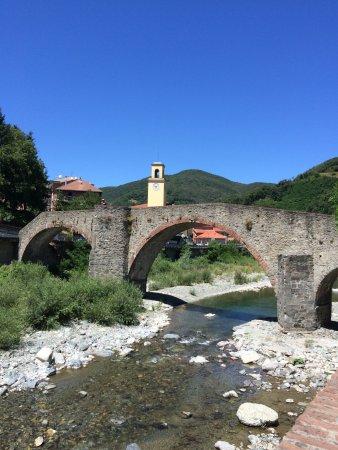 Campo Ligure, Ιταλία: Ponte di San Michele
