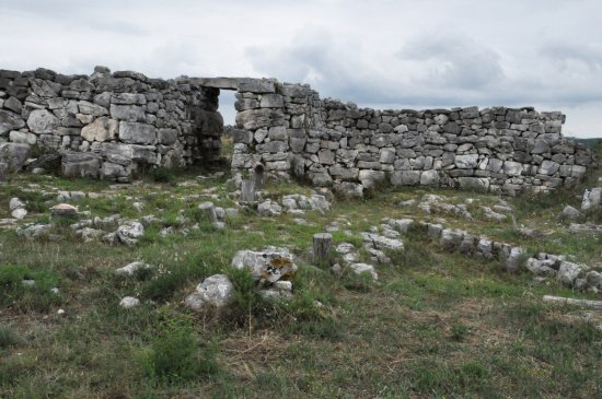 Monkodonja Hill Fort: Great to visit on a dull day