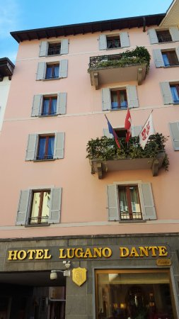 Lugano Dante Center Swiss Quality Hotel: 20160716_155855_large.jpg