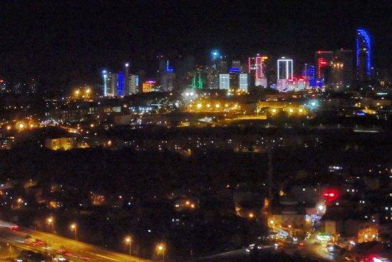 ميريديان إسطنبول إتيلر: view to city