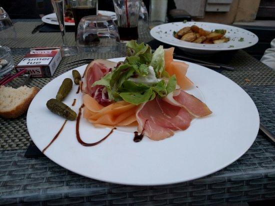Au Ptit Bouchon Neuville Sur Saone Restaurant Avis Numéro De