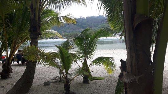 Muri, Ilhas Cook: Fantastisk øy