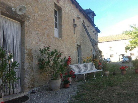 Aveyron, Γαλλία: 20160715_192554_large.jpg