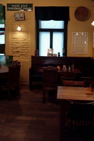 The James Joyce Pub.