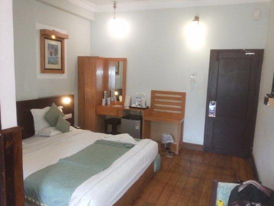 Hillview Munnar: Room inside view.