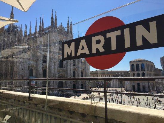 Vista Desde La Terraza Picture Of Duomo 21 Milan