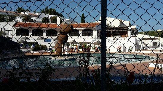 Budens, Portekiz: Apartamentos Salema Praia Club