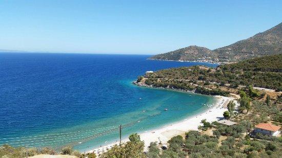 Tigani beach