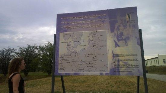 Western Poland, โปแลนด์: gross rosen camp