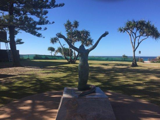 Mermaid Beach, Australia: Ken Mansbridge Park